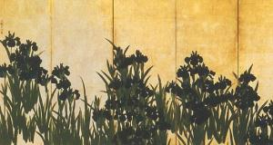Lirios | Ogata Korin | 1702