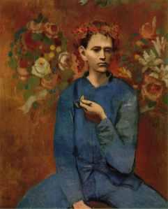 Muchacho con pipa | Pablo Picasso | 1905