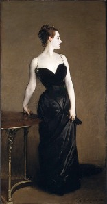 Retrato de Madame X | John Singer Sargent | 1884