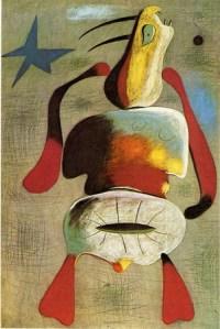 Mujer | Joan Miró | 1934