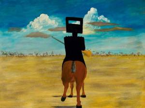 Ned Kelly | Sidney Nolan | 1946