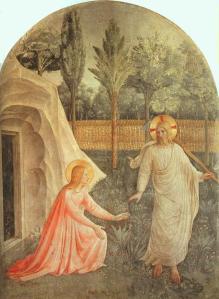 Noli me tangere | Fra Angélico | 1430