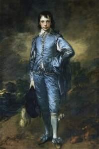 El niño azul | Thomas Gainsborough | 1770