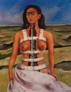 La columna rota | Frida Kahlo | 1944