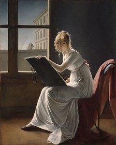 Madame Charlotte du Val d'Ognes | Constance Marie Charpentier | 1801