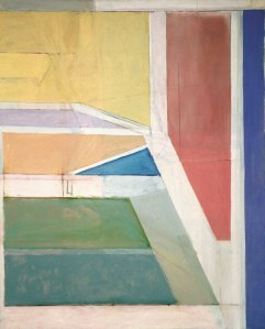 Ocean Park No 27 | Richard Diebenkorn | 1970