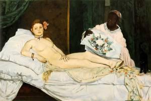 Olympia | Édouard Manet | 1863