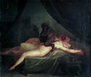 Pesadilla | Nicolaj Abraham Abildgaard | 1800