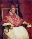 Retrato de Inocencio X | Diego Velázquez | 1650
