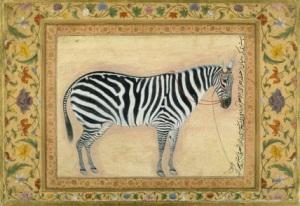 Cebra | Ustad Mansur | 1621