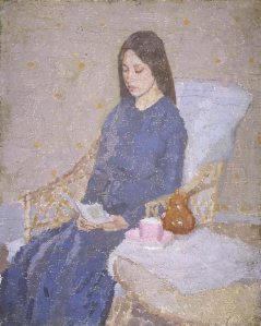 Convaleciente | Gwen John | 1924