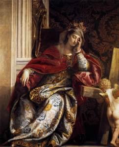La visión de Santa Helena | Paolo Veronese | 1580