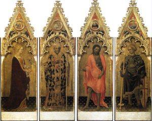 Políptico Quaratesi | Gentile de Fabriano | 1425