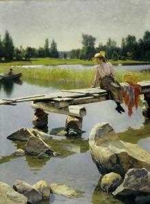 Verano | Gunnar Berndtson | 1893