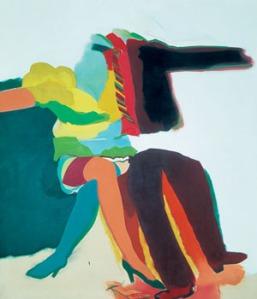 Hombre mujer | Allen Jones | 1963
