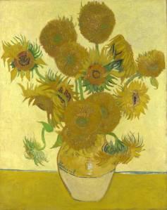 Girasoles | Vincent van Gogh | 1888