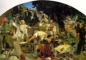 Trabajo | Ford Madox Brown | 1865