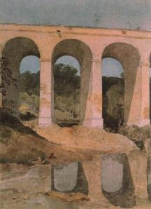 Acueducto de Chirk | John Sell Cotman | 1807