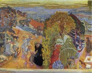 En verano | Pierre Bonnard | 1931
