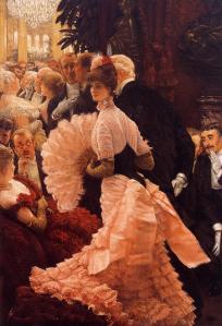 La recepción | James Tissot | 1885
