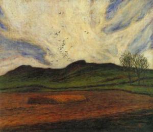 Nubes de tormenta | Karl Fredrik Nordström | 1893