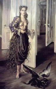 Cumpleaños | Dorothea Tanning | 1942
