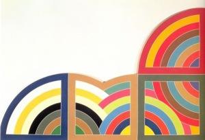 Agbatana II | Frank Stella | 1968