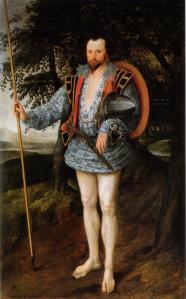 Capitán Thomas Lee | Marcus Gheeraerts el joven | 1594