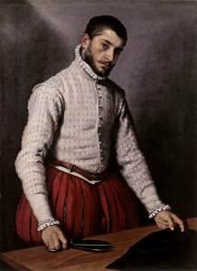 El sastre | Giovanni Battista Moroni | 1570