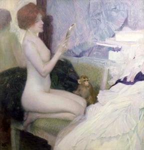 Vanidad | Otto Friedrich | 1904