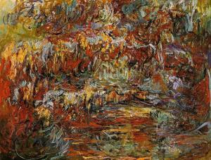 Puente japonés | Claude Monet | 1924