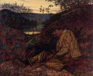El picapedrero | Henry Wallis | 1857