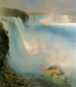 Cataratas del Niágara | Frederic Edwin Church | 1867