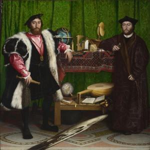 Los embajadores | Hans Holbein el joven | 1533