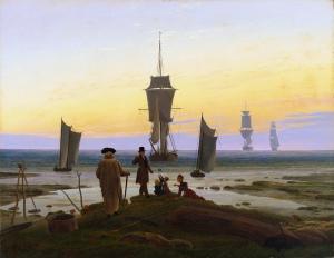 Las etapas de la vida | Caspar David Friedrich | 1835