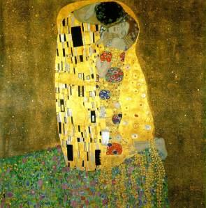 El beso | Gustav Klimt | 1908