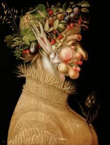 Verano | Giuseppe Arcimboldo | 1563