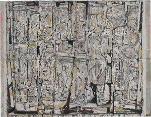 Monasterio | Ian Fairweather | 1961